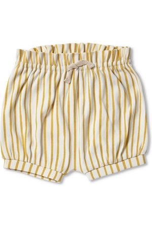 Pehr Infant Girl's Stripes Away Bubble Shorts