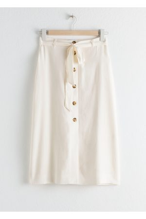 000bf6051 Buy & OTHER STORIES Women's Midi Skirts Online | FASHIOLA.com | Compare &  buy
