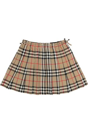 Burberry Vintage Check cotton skirt