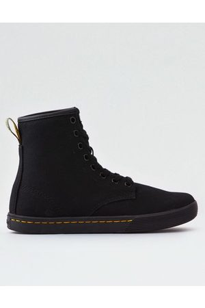 American Eagle Outfitters Dr. Martens Sheridan Canvas Boot Women's 7
