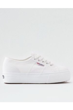 American Eagle Outfitters Superga 2790 Platform Sneaker Women's 6