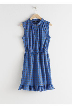 & OTHER STORIES Sleeveless Frill Dress