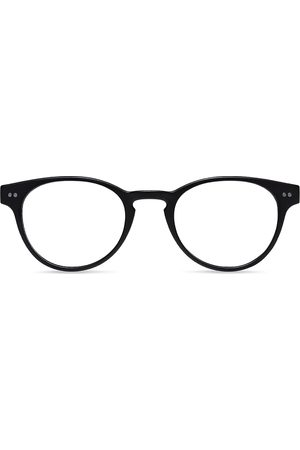 Look Optic Unisex Abbey Round Screen-Reading Glasses, 47mm