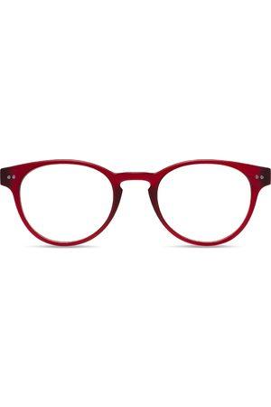 Look Optic Sunglasses - Unisex Abbey Round Screen-Reading Glasses, 47mm