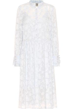 Baum und Pferdgarten Agacia silk-blend dress