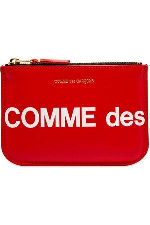 Comme des Garçons Men Wallets - Comme des Garcons SA8100HL Huge Logo Wallet