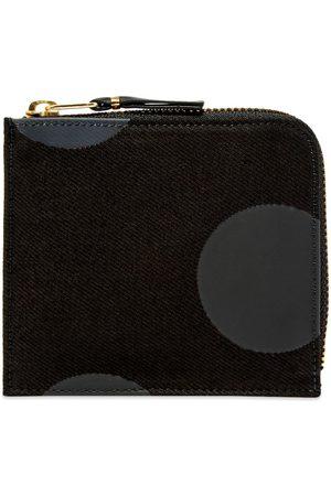 Comme des Garçons Comme des Garcons SA3100RD Rubber Dot Wallet