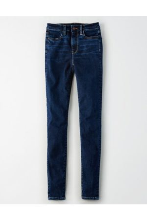 American Eagle Outfitters Next Level Super High-Waisted Jegging Women's 2 Regular
