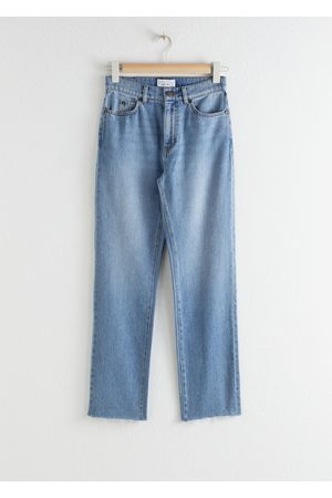 & OTHER STORIES Women High Waisted - Slim High Rise Jeans