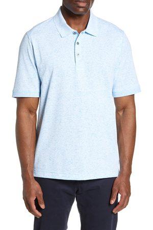 Cutter & Buck Men Polo Shirts - Men's Advantage Space Dye Jersey Polo