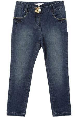 Marc Jacobs Stretch Cotton Blend Jeans