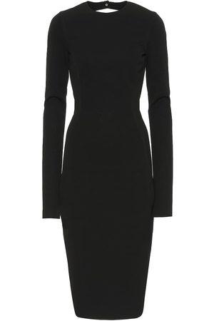 Rick Owens Sade cotton-blend dress
