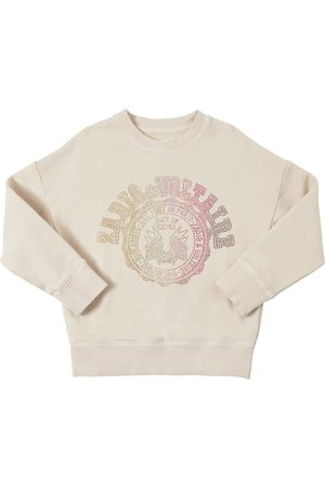 Zadig & Voltaire Embellished Cotton Sweatshirt