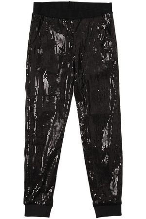 Karl Lagerfeld Girls Pants - Sequined Techno Pants