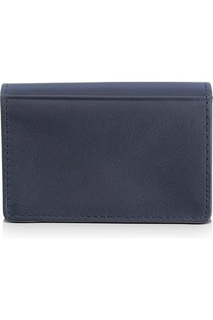 Royce New York Executive Leather Card Case