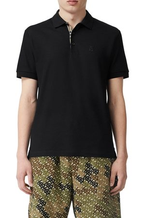 Burberry Men's Eddie Pique Polo