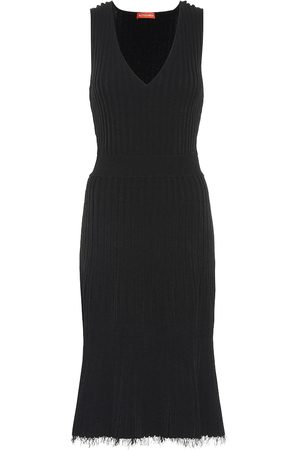 Altuzarra Tunbridge ribbed knit dress