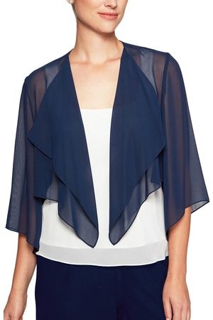 Alex Evenings Women's 'Hanky' Bolero