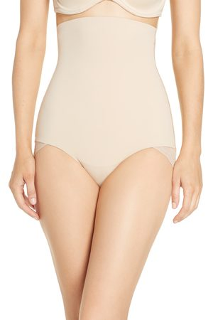 Natori Women's Plush High Waist Shaping Briefs