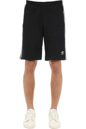 adidas 3-stripe Cotton Shorts