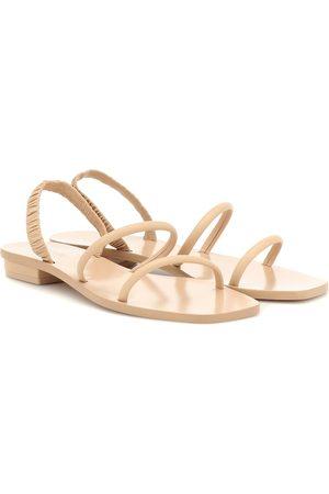 Cult Gaia Mona leather sandals