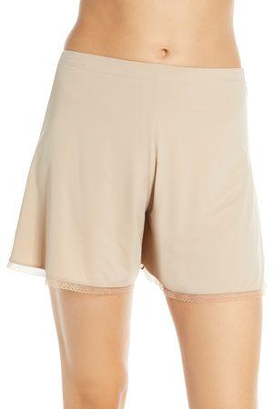 Natori Women Slips - Women's Benefit Half Slip Shorts