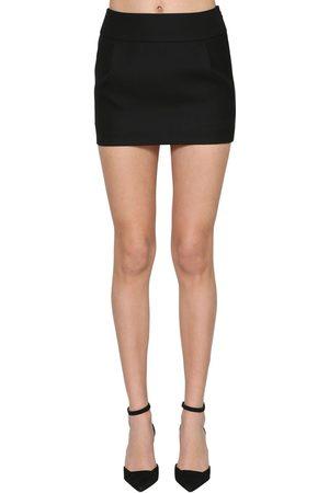 ALEXANDRE VAUTHIER Grain De Poudre Mini Skirt
