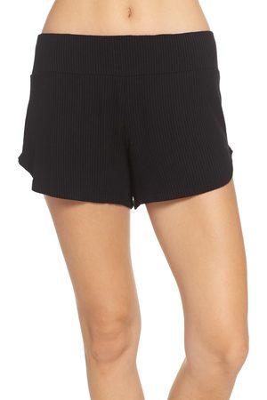 Eberjey Women's Elon Track Pajama Shorts