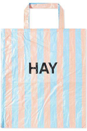 Hay Men Candy Stripe XL Shopper