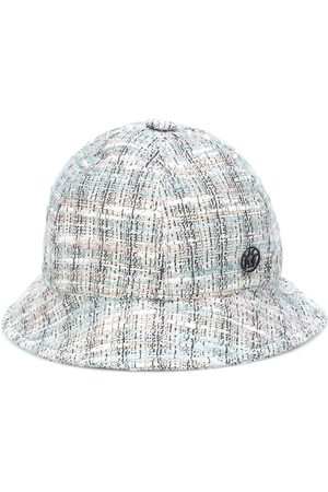 Le Mont St Michel Mara checked tweed hat