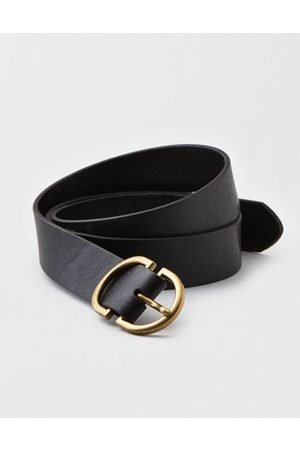 AE O Double D-Ring Belt Women's XS