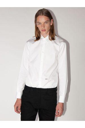 Dsquared2 Men Shirts - Relaxed Dan Cotton Shirt