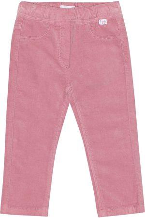 Il gufo Baby velvet pants