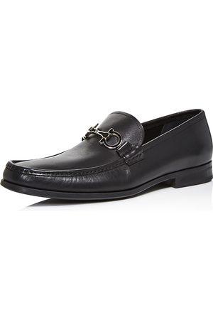 Salvatore Ferragamo Men's Chris Reversible Bit Loafers