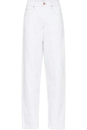 Isabel Marant, Étoile Corsy high-rise straight jeans