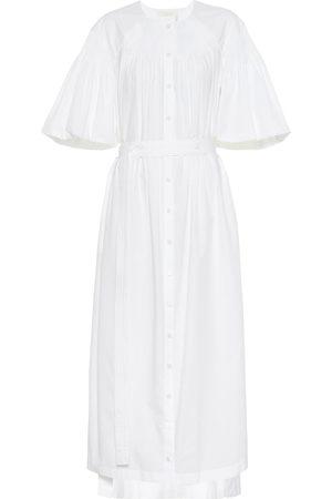 Chloé Cotton midi dress
