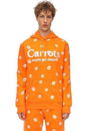 CARROTS Men Hoodies - Daisy Wordmark Cotton Sweatshirt Hoodie