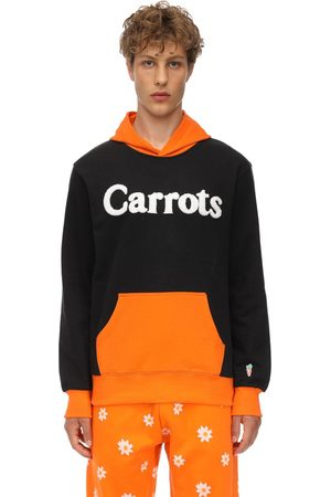 CARROTS Wordmark Cotton Sweatshirt Hoodie