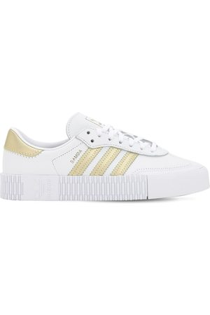 adidas Sambarose W Leather Sneakers