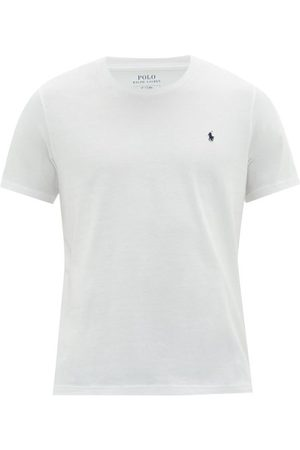 Polo Ralph Lauren Logo-embroidered Cotton Pyjama T-shirt - Mens