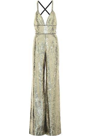 Dundas Sequinned jumpsuit