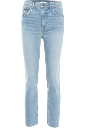 GRLFRND The Reed high-rise skinny jeans