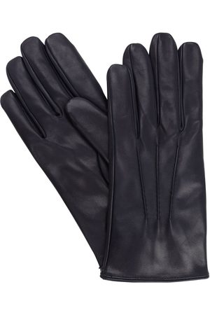 MARIO PORTOLANO Nappa Leather Gloves