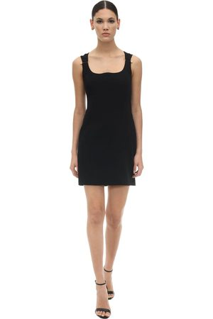 VERSACE Viscose Gabardine Dress