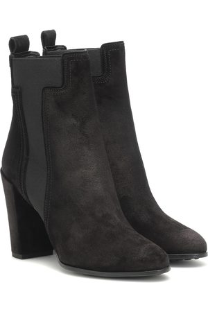 Tod's Women Ankle Boots - Suede ankle boots