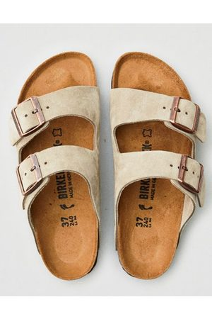 American Eagle Outfitters Birkenstock Women's Arizona Soft Footbed Sandal Women's 38 (US 7)