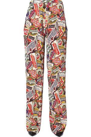 Dsquared2 Pantalone ampio