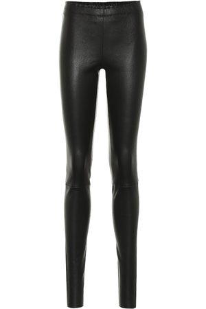 Stouls Carolyn leather leggings