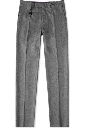 Incotex Men Skinny Pants - Slim Fit Wool Trouser