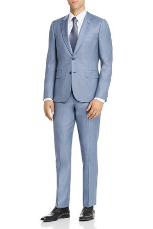 Paul Smith Sharkskin Slim Fit Suit